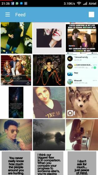 Download Instagram Photos  in mobiile