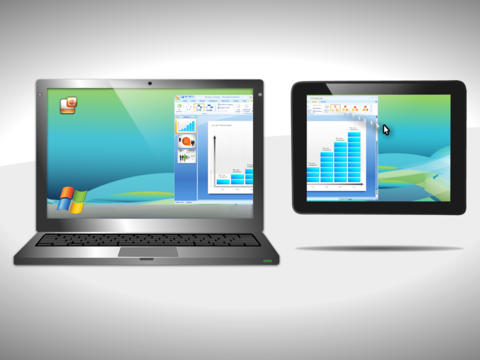 Turn your Phone into a second monitor of your PC