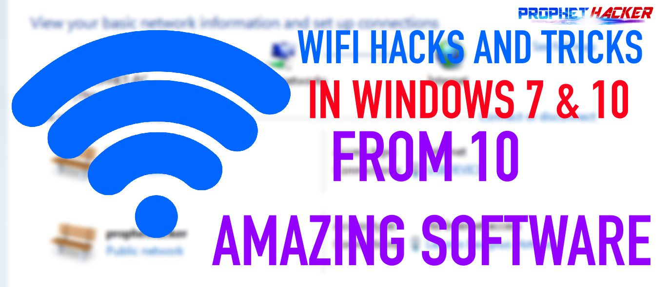 wifi hack software for windows 7
