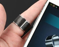 Smart Ring for Android Mobile