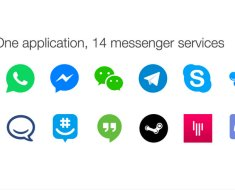 Franz for PC puts all your chat services in a single place