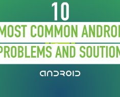 10 Most Common Android Problems and solutions