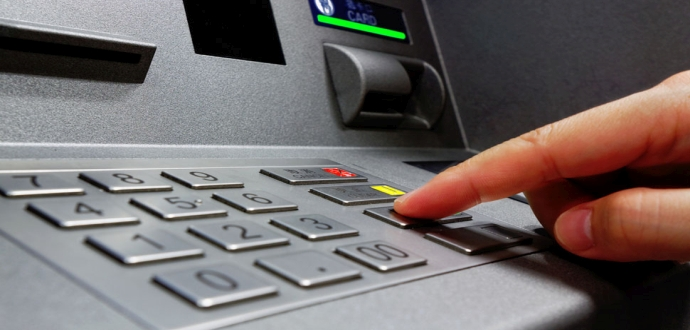 ATM Machine PIN