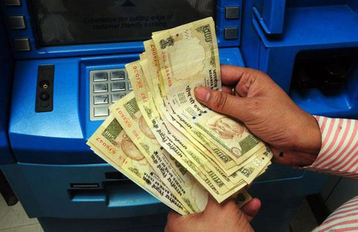 Withdraw Money from ATM