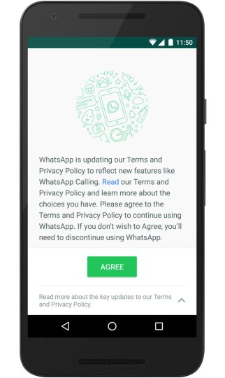 How to stop WhatsApp sharing your phone number with Facebook