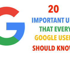 20 Important URLs That Every Google User Should Know