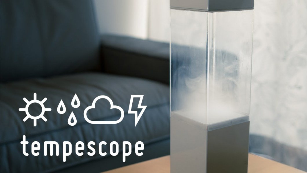 Tempescope - Ambient weather display for your homeTempescope - Ambient weather display for your home