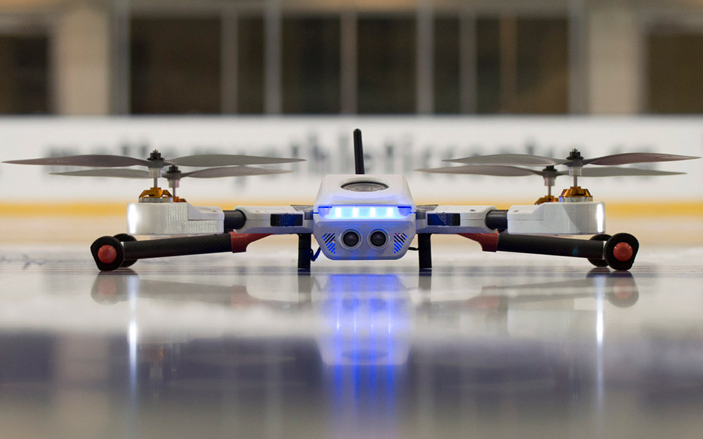 PlexiDrone: Making Aerial Photography a Breeze!