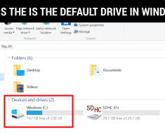 """Why """"C"""" Is The Default Drive On Your Computer & Not A Or B? Here is Your Answer"""