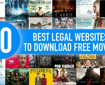 10 Sites You Can Watch and Download Movies For Free, Legally