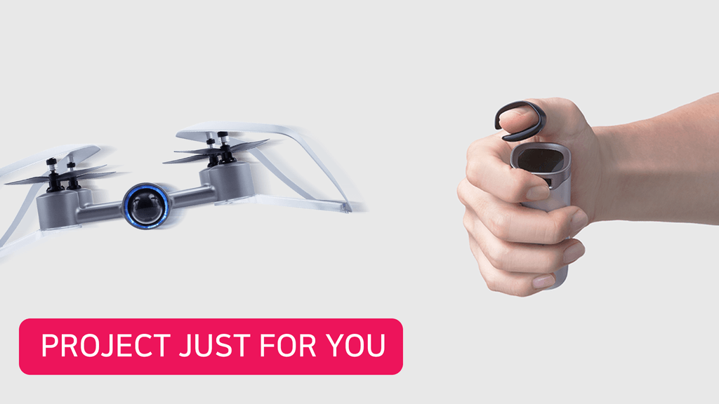 Shift: The New Generation of Drone and Controller