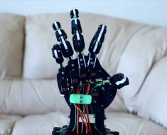 Hobby Hand 2.0 - Prosthetic Hand Robotics Kit