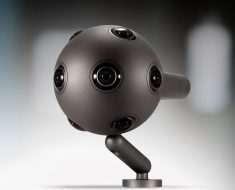 Nokia OZO: Virtual Reality Camera