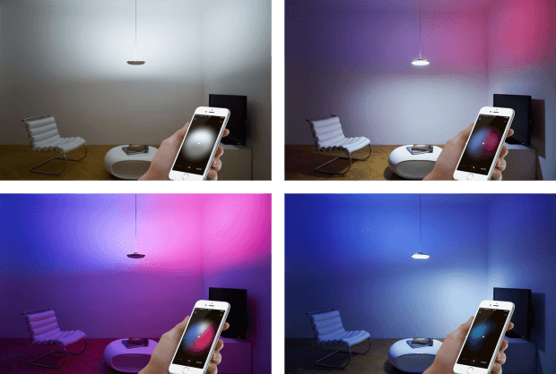 The World's First Truly Smart Lamp by Luke Roberts