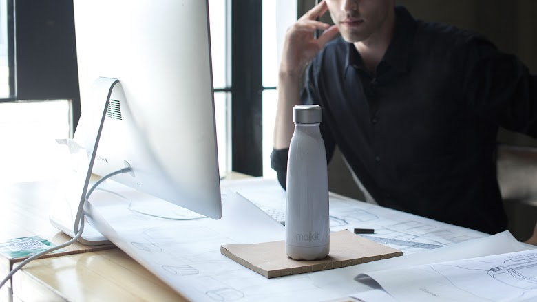 Seed-The Smart Bottle That Never Forgets about You