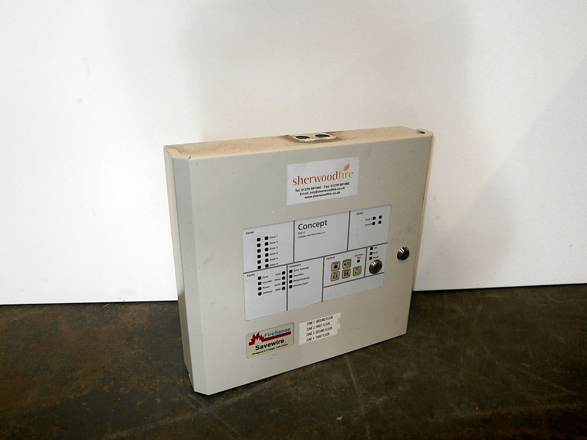 hight resolution of 0310129 modern fuse box h 33cm x 36 x 9 x 1off stockyard prop and backdrop hire