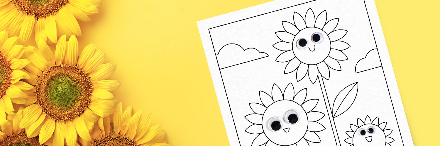Free Printable Sunflower Coloring Pages For All Ages Proflowers