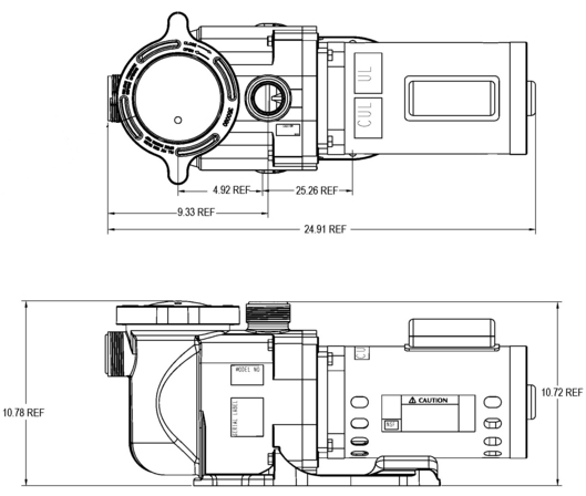 Pentair Superflo Pool Pump Wiring Diagram, Pentair, Get