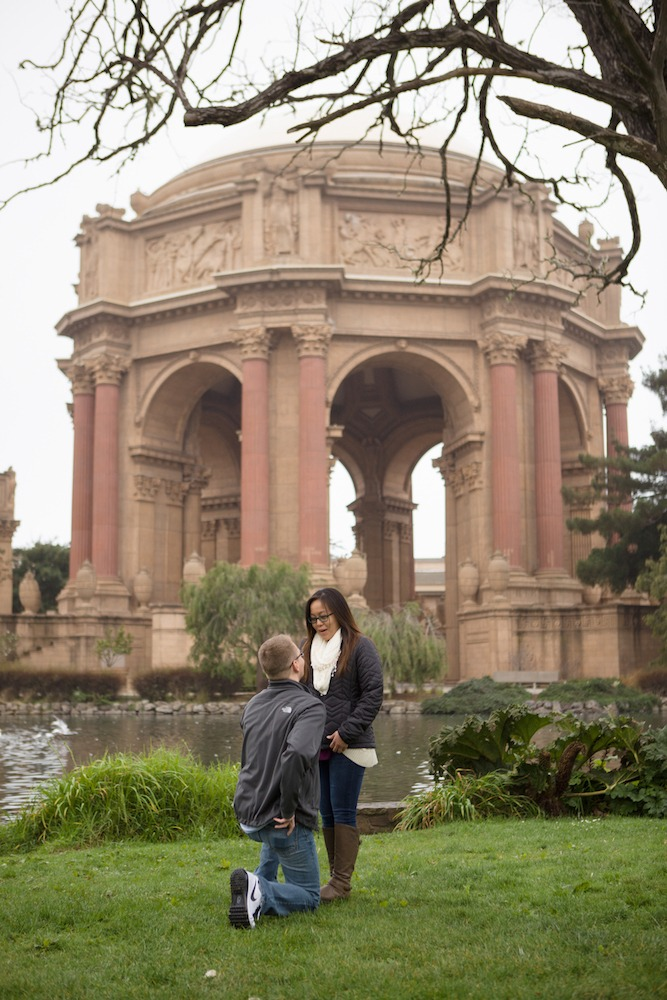 San Francisco Palace Of Fine Arts Creative & Romantic