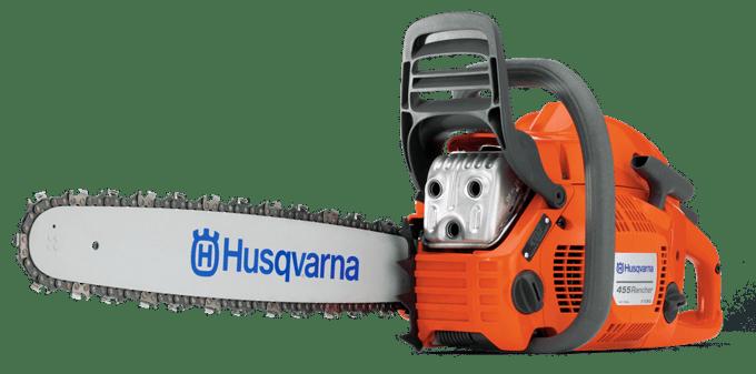 Husqvarna Chainsaws 455 Rancher