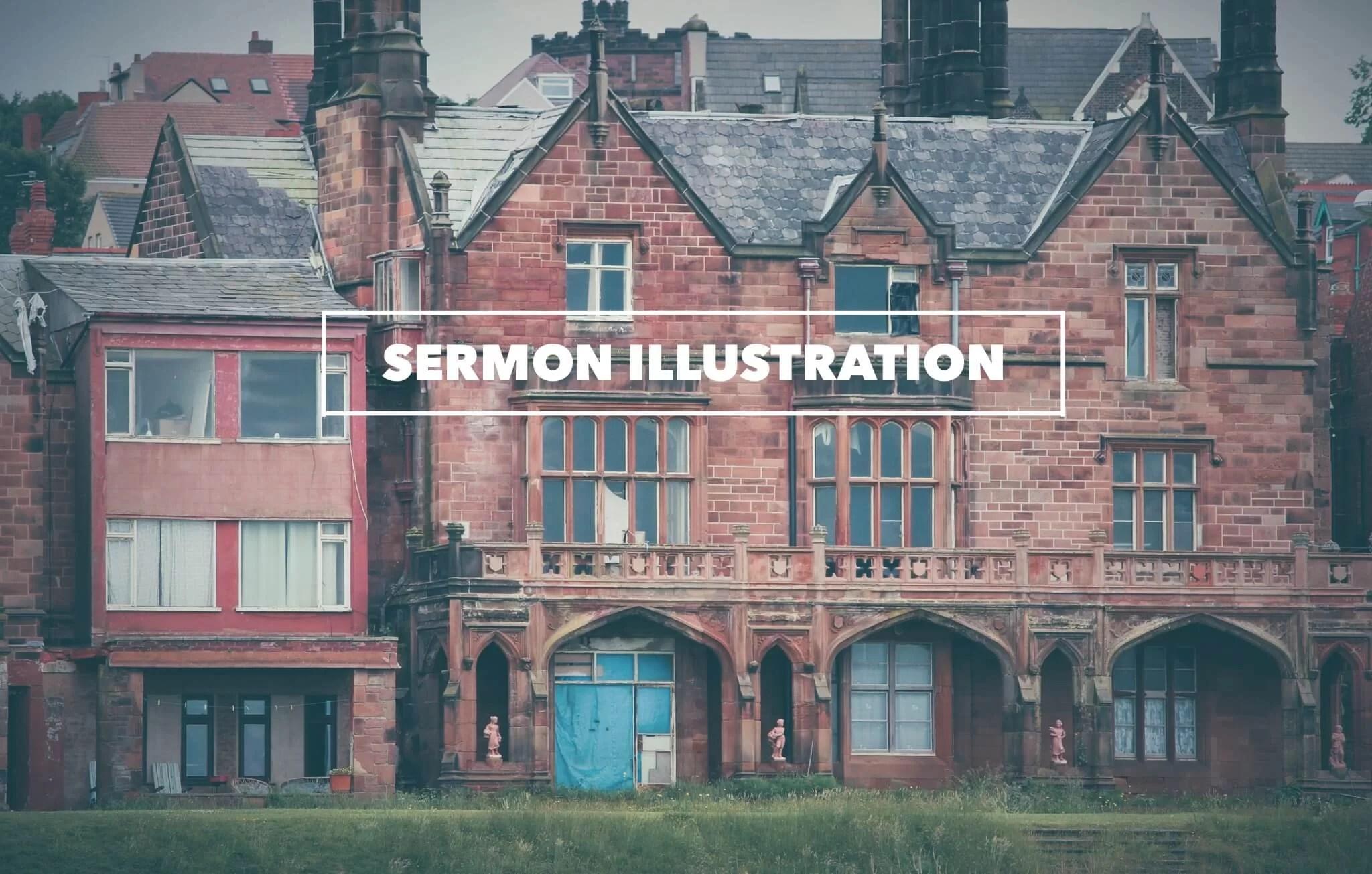 sermon illustration on purpose