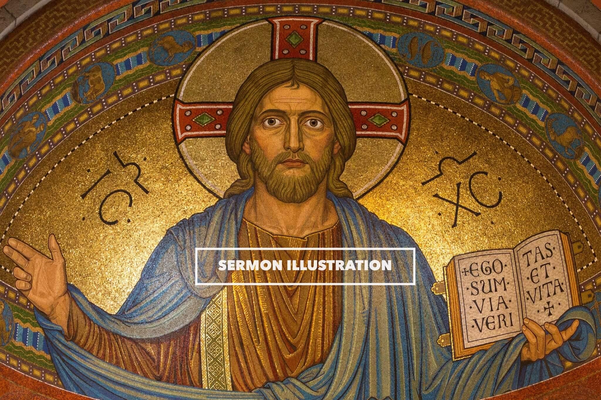 renewing your mind sermon illustration