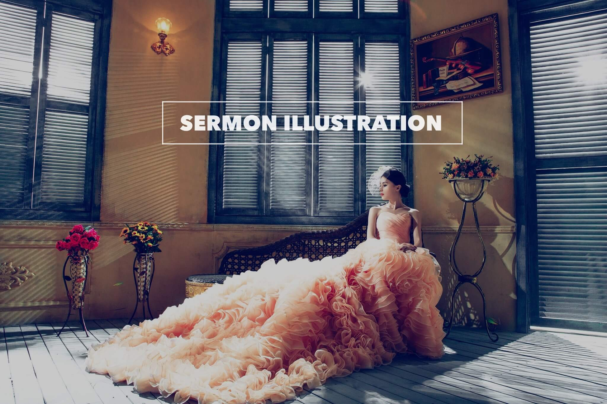 Two Famous Pastors Named John With Two Very Different Marriages Sermon Illustration