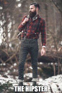 the hipster preaching style