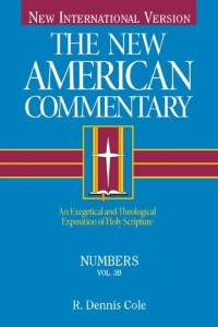 best commentaries on the book of numbers