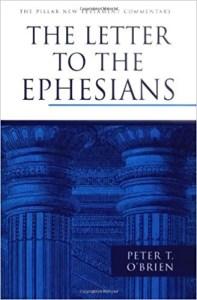 best commentary on Ephesians