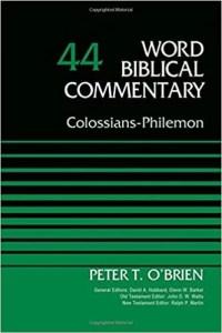best commentary on Philemon