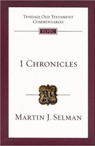 best commentaries on the book of 1 Chronicles