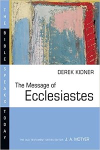 best commentaries on the book of Ecclesiastes