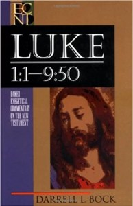 best commentary on Luke