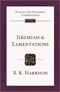 best commentaries on the book of Jeremiah