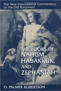 best commentary on Habakkuk, best commentary on Zephaniah