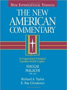 best commentary on Haggai