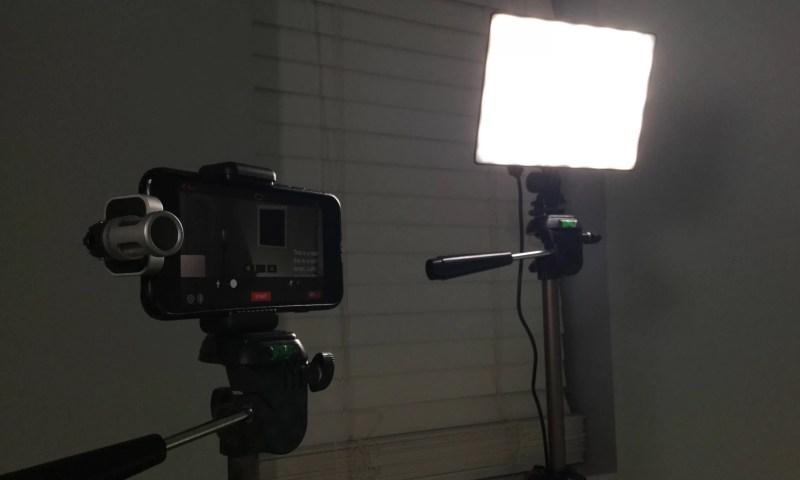 Church Video studio on a budget