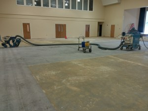 Concrete Surface Prep Tennessee