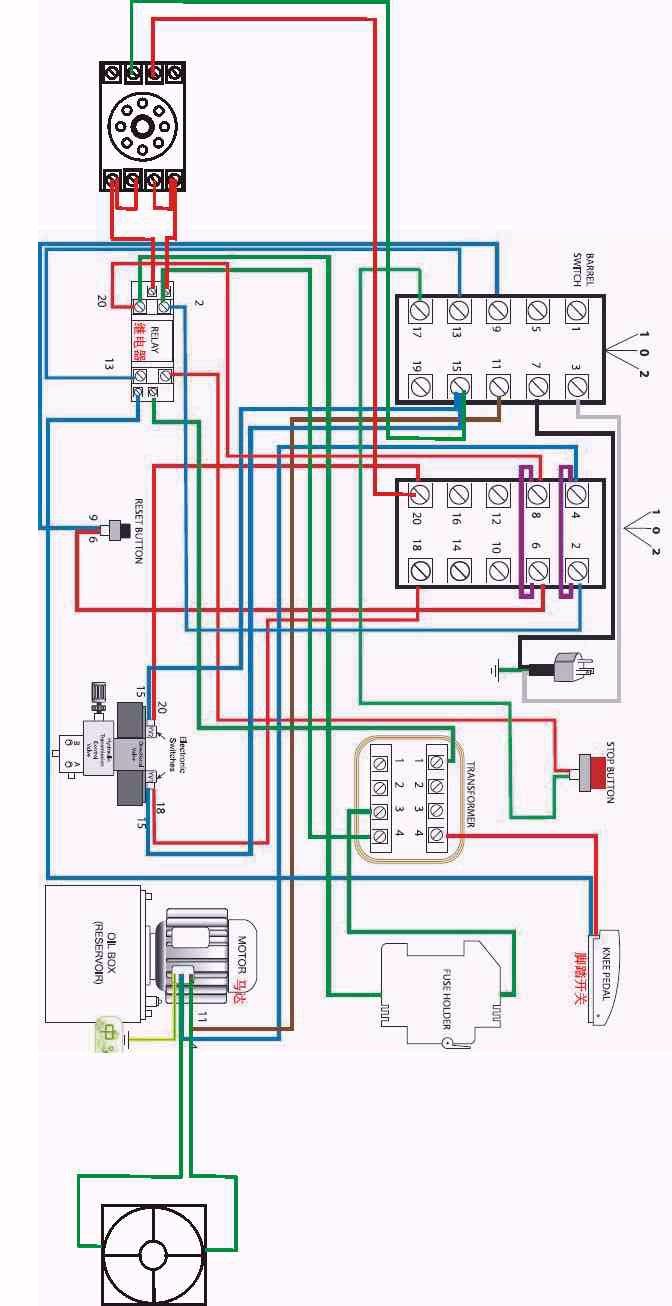 medium resolution of electrical charts for hydraulic sausage stuffer wiring diagram for hydraulic sausage stuffers