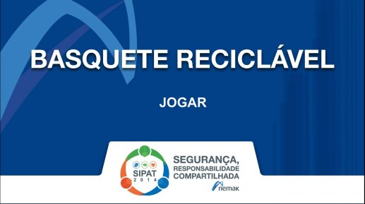 Basquete Reciclável