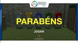 """Game """"Basquete Reciclável"""""""