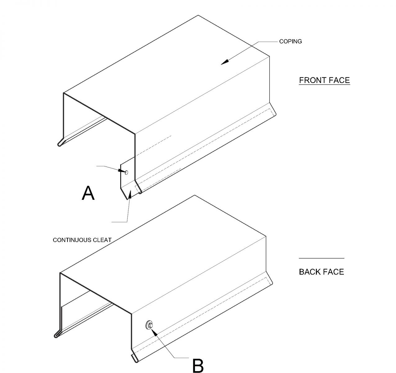 The Nrca Roofing Manual: Architectural Metal Flashing