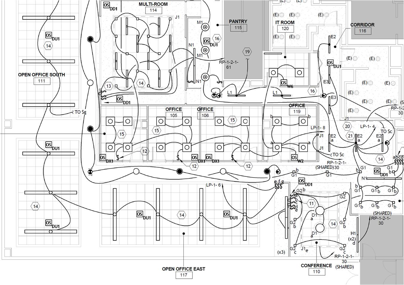 How To Read Mep Drawings