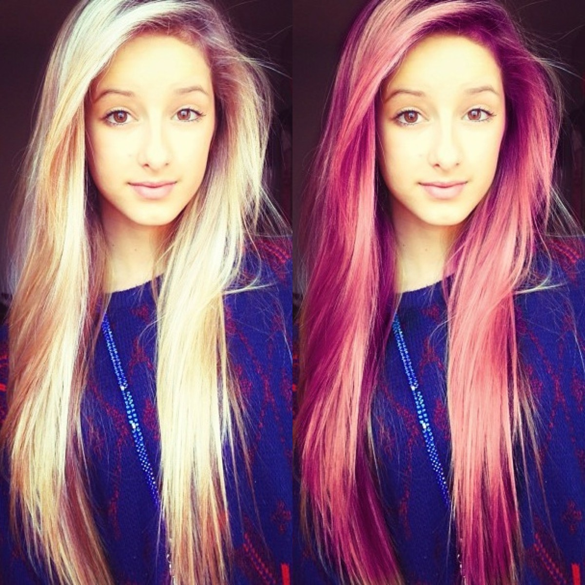 Should I Dye My Hair?