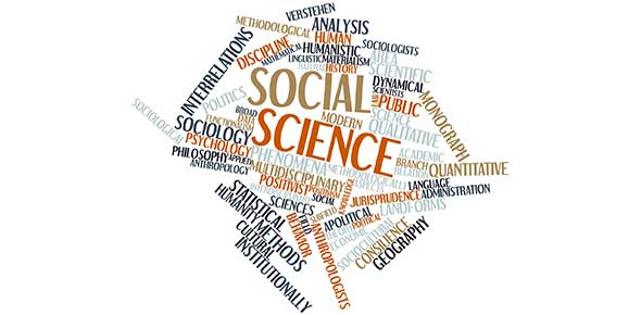 Social science cloud