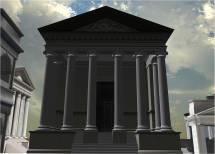 Ephesus Temple of Divus Julius