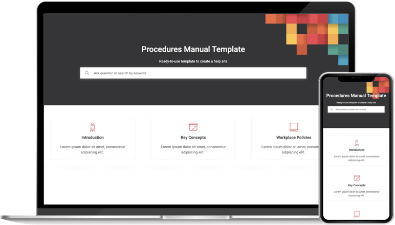 Create Procedures Manual With 100+ Free Templates