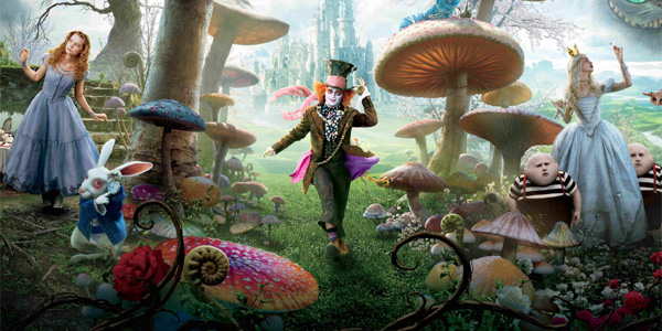 Image result for alice wonderland