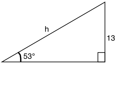Trigonometry Quiz: Calculate Unknown Side Lengths